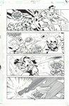 Action Comics 805 pg 10 Comic Art