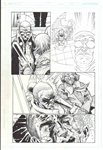 Action Comics 865 pg 13 Comic Art