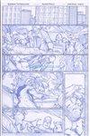 Adventures of Superman 34 pg 3 Comic Art