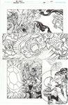 Astro City 25 pg 21 Comic Art