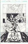 Blackhawks 7 pg 5 Comic Art