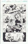 Blackhawks 7 pg 3 Comic Art