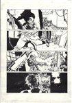 Bloody Winter pg 6 Comic Art