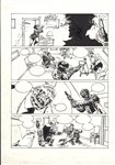 Bloody Winter pg 33 Comic Art