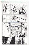 Captain America Prisoners of Duty pg 11 Comic Art