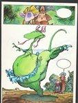 El Bosque de Lump Comic Art