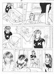 Expelled pg 2 Comic Art
