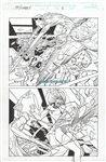 Fantastic 4 4th Voyage Sinbad pg 8 Comic Art