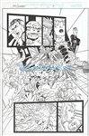 Fantastic 4 4th Voyage Sinbad pg 9 Comic Art