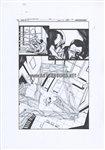 Flash 29 pg 5 Comic Art