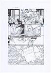 Flash 29 pg 9 Comic Art