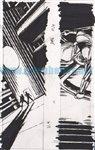 GI JOE Op. HISS 1 pg 19 panel 4-5 Comic Art