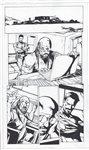 Gi Joe Operation HISS 4 p 9 Comic Art
