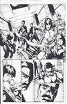 Gi Joe Operation HISS 4 p 1 Comic Art