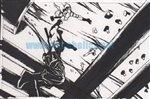 GI JOE Op. HISS 1 pg 20 panel 3 Comic Art
