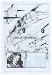 Green Arrow 14 pg 12 Comic Art