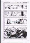 Green Arrow 13 pg 1 Comic Art