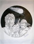 Hector Servadac vol 3cover Comic Art