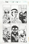 Heroes 4 Hire 4 pg 16 Comic Art