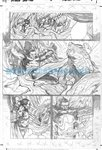 Skyman One Shot pg 8 Comic Art