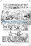 Skyman One Shot pg 17 Comic Art