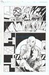 Superman & Batman Sorcerer Kings pg 22 Comic Art