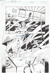 Teen Titans Annual pg 5 Comic Art