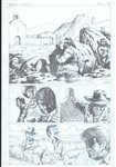 The Good, The Bad and the Ugly 6 pg 14 Comic Art