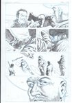The Good, The Bad and the Ugly 6 pg 12 Comic Art
