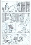 The Good, The Bad and the Ugly 6 pg 15 Comic Art