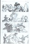 The Good, The Bad and the Ugly 6 pg 11 Comic Art