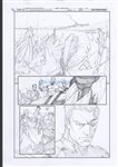 Wonder Woman and the Furies 2 pg 4 Comic Art