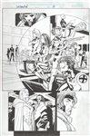 X-Men Declassified pg 31 Comic Art