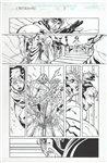 X-Men Declassified pg 7 Comic Art